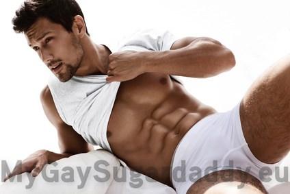 Hot Gay Sugarboy sucht Daddy